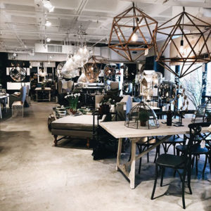Beautiful home goods at Atlanta Market